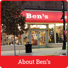 About Ben's