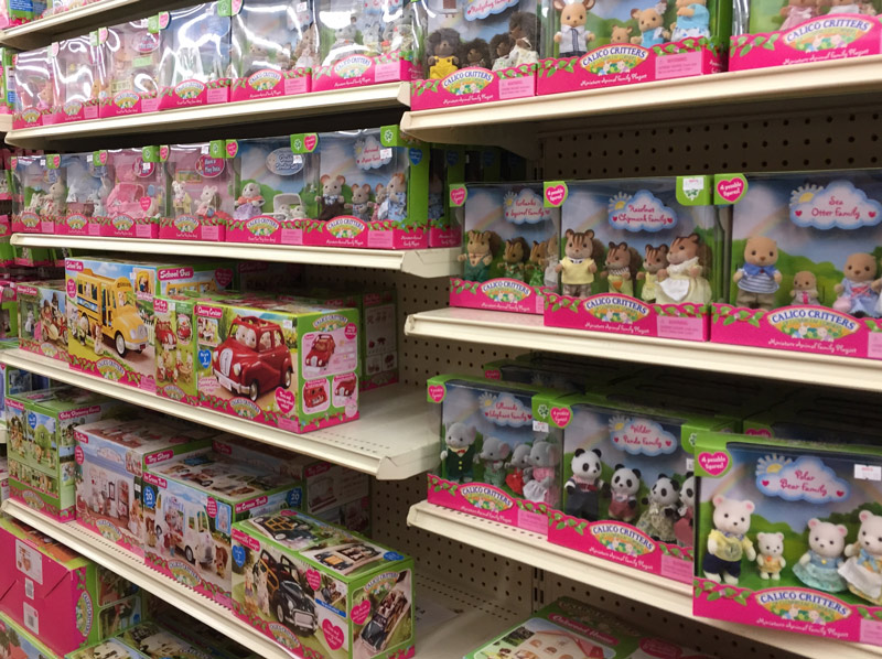 calico critters - locally in illinios